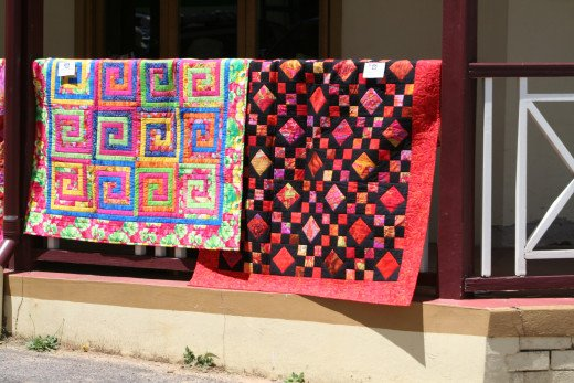 The Best Quilts Don't Come From Quilt Shops | HubPages : best quilt shops - Adamdwight.com