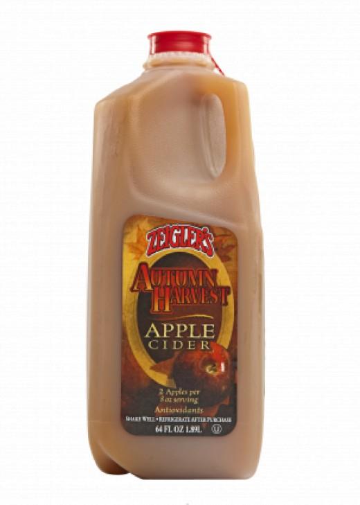 Ziegler's Autumn Harvest Apple Cider