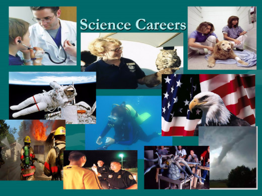 There are unlimited numbers of careers your students can undertake.