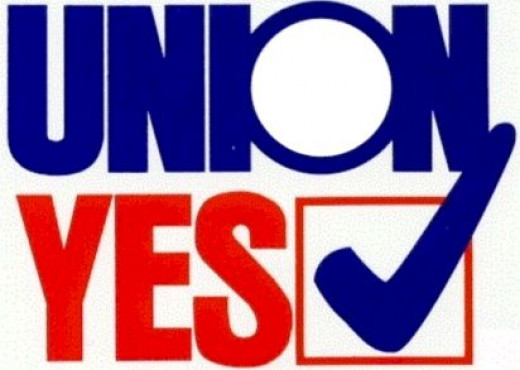 Union Support buoyed after the Civil War.
