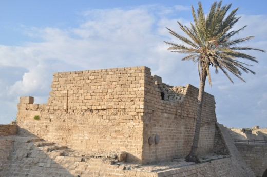 The city of Cesaria is rich in historical archaeology.