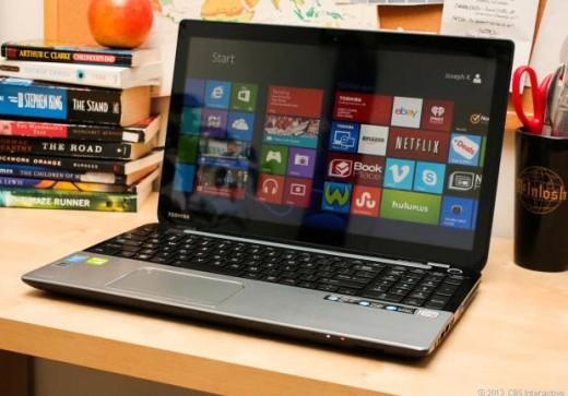 Dell Inspiron 15R i15RMT-5099SLV 15.6-Inch Touchscreen Laptop