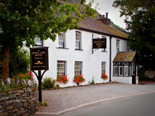 Or at the other end of the market is the Royal Oak Rosthwaite, on the B5289 road to Keswick - see contacts in 'Getting There' below