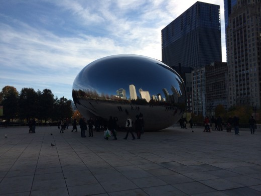 "Millennium Park ""The Bean"""