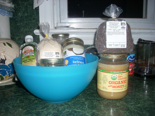 Extra Ingredient is Raw Organic Honey