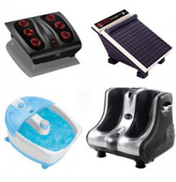 The Best Foot Massager in 2014 - Reviews of Machines And Foot Baths