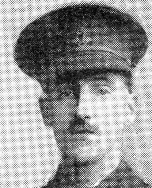 Second-Lieutenant F. M. Wookey