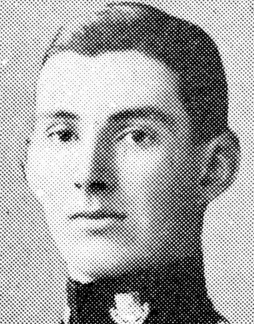 Second-Lieutenant J. Dennis Shine