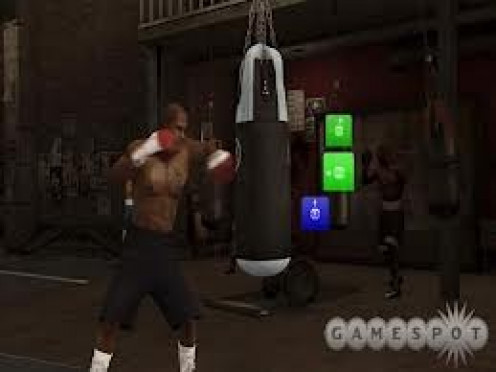In Fight Night Champion your character improves with proper training in the career and story modes.