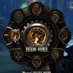 Bioshock Infinite Tips: Bucking Bronco Vigor