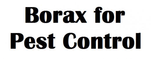Borax The Many Uses Of Borax