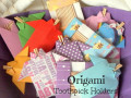 Fun With Paper Folding And Origami - How To Make Origami Toothpick Holders