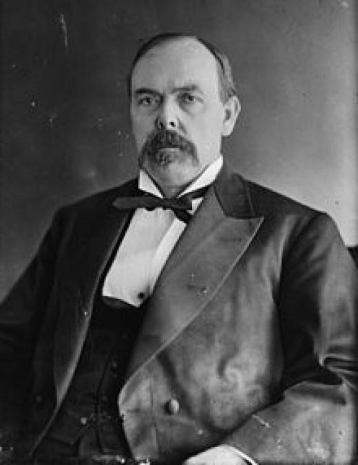 Oliver P. Morton, Indiana's Civil War Governor, was born in Salisbury, Wayne County's original county seat