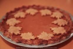 How to make pumpkin pie using the whole pumpkin