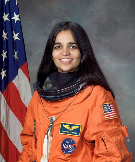 Kalpna Chawla, NASA Astronaut