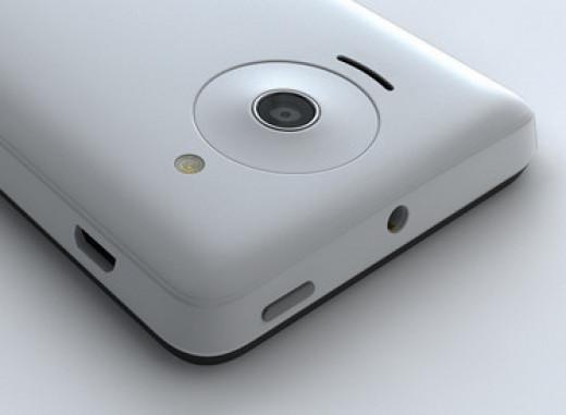 Huawei ascend y300 speakers