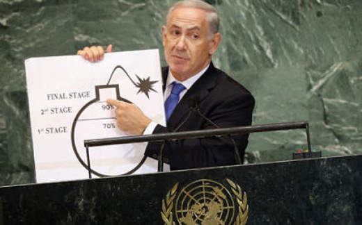 Israel was telling the truth