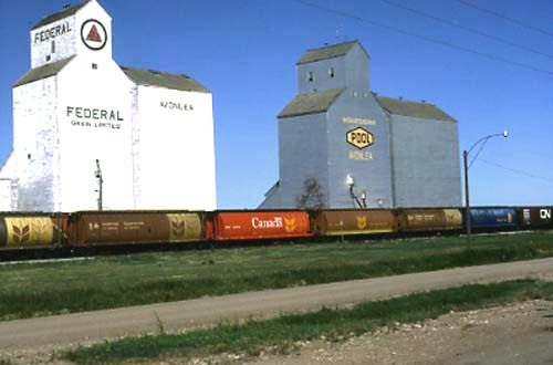 Avonlea, Saskatchewan.   Yes, it is named after the popular Avonlea stories.