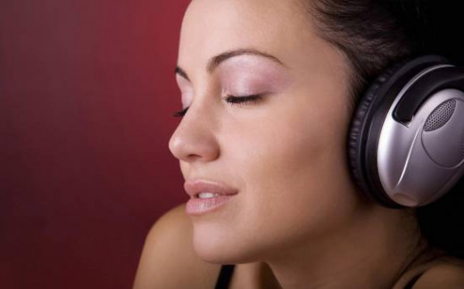 Music can give an energy charge for an introvert to go outside and make a decision.