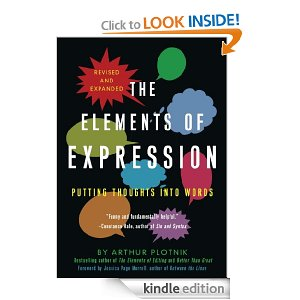 """The Elements of Expression.""  Express yourself with wit and style."