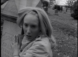 Night of the Living Dead-a classic zombie movie.