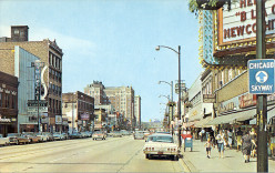 How I Remember My Hometown, Gary, IN