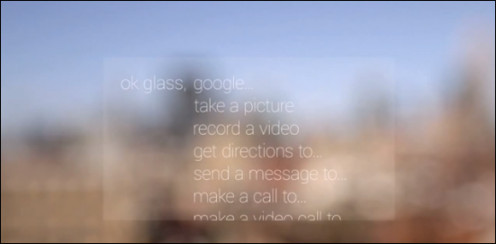 Looking inside Google Glass