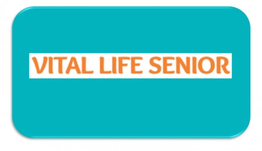 Vital Life Senior Logo