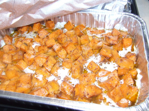 Image of Southern Glazed Candied Yams!
