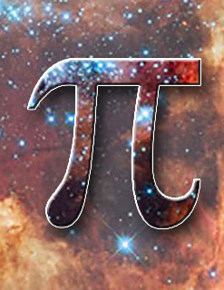 Pi is the ultimate expression of the Infinite Creator as this number can be shown as the ratio of life but also as a an irrational number (3.1415926+).