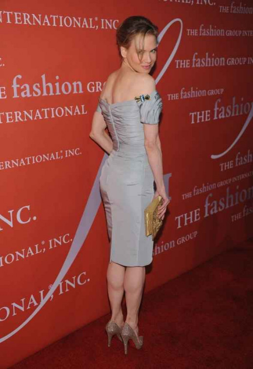 Renee Zellweger at a fashion event