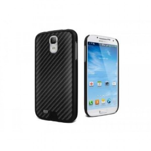 Samsung Galaxy S4 Carbon Fiber Case