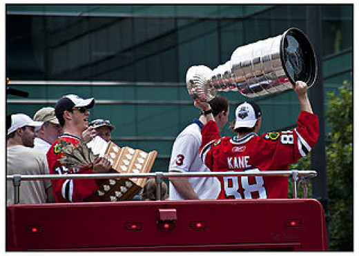 Hawks are poised for yet another Stanley Cup.