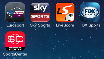 5 of the best soccer apps for iPhone