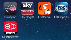 5 Of The Best Soccer Apps For iPhone And Android