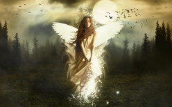 Creative Writing - A short story - 'The Angel in the Well'