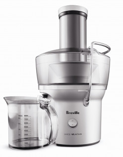 Why I Like The Breville BJE200XL Compact Juice Fountain