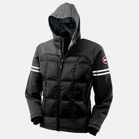 Black Hybridge Hoody - My favorite from thr three