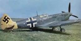 Captured Supermarine Spitfire in German markings