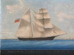 The Vanishing of the Mary Celeste: A Poem of the Mysterious Disappearance of Her Crew and Passengers