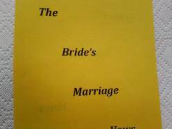 Useful Wedding/Marriage Vows Bride