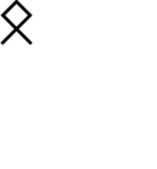 Rune odan, on which Ethel is modelled