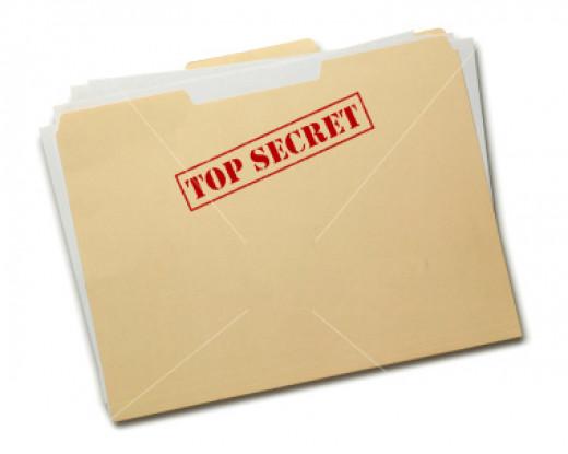 top secret file from Sem Tempero flickr.com