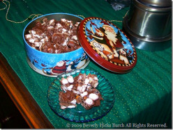Rocky Road Candy - Super Easy Candy Making Just in Time for the Holidays