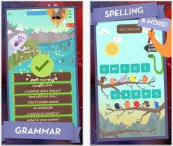 How I use Mindsnacks to get my Child Learning a Language