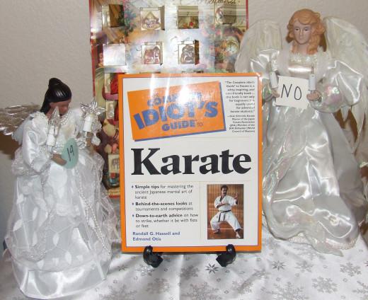 A Karate Book.