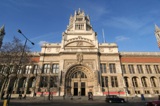 The Victoria & Albert Museum as it is today