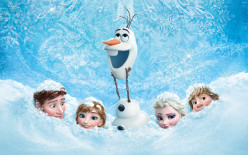 Frozen is a great family film with heart and humor