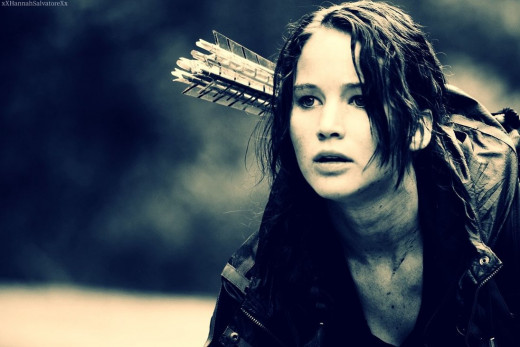 katniss everdeen analysis Katniss everdeen, the girl on fire, who volunteers to take her sister's place in the monstrous hunger games, is a hero and a legend after going through some of.