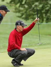 Larry Mize Masters Champion 1987
